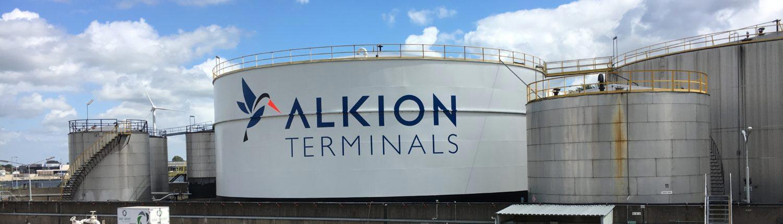 Alkion Terminals Tank