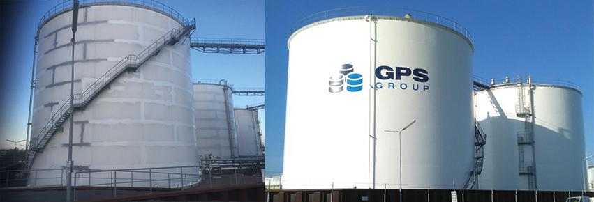 Project GPS Group Amsterdam i.o.v. Varo Energy