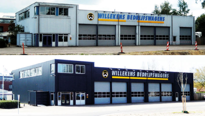 Project Garagebedrijf Willekens St. Michielsgestel